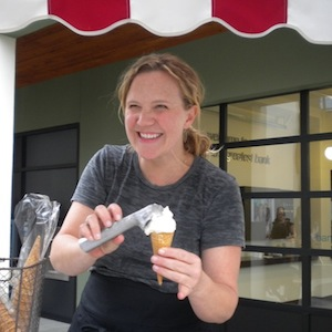 Women Leader Kim Malek: Salt & Straw