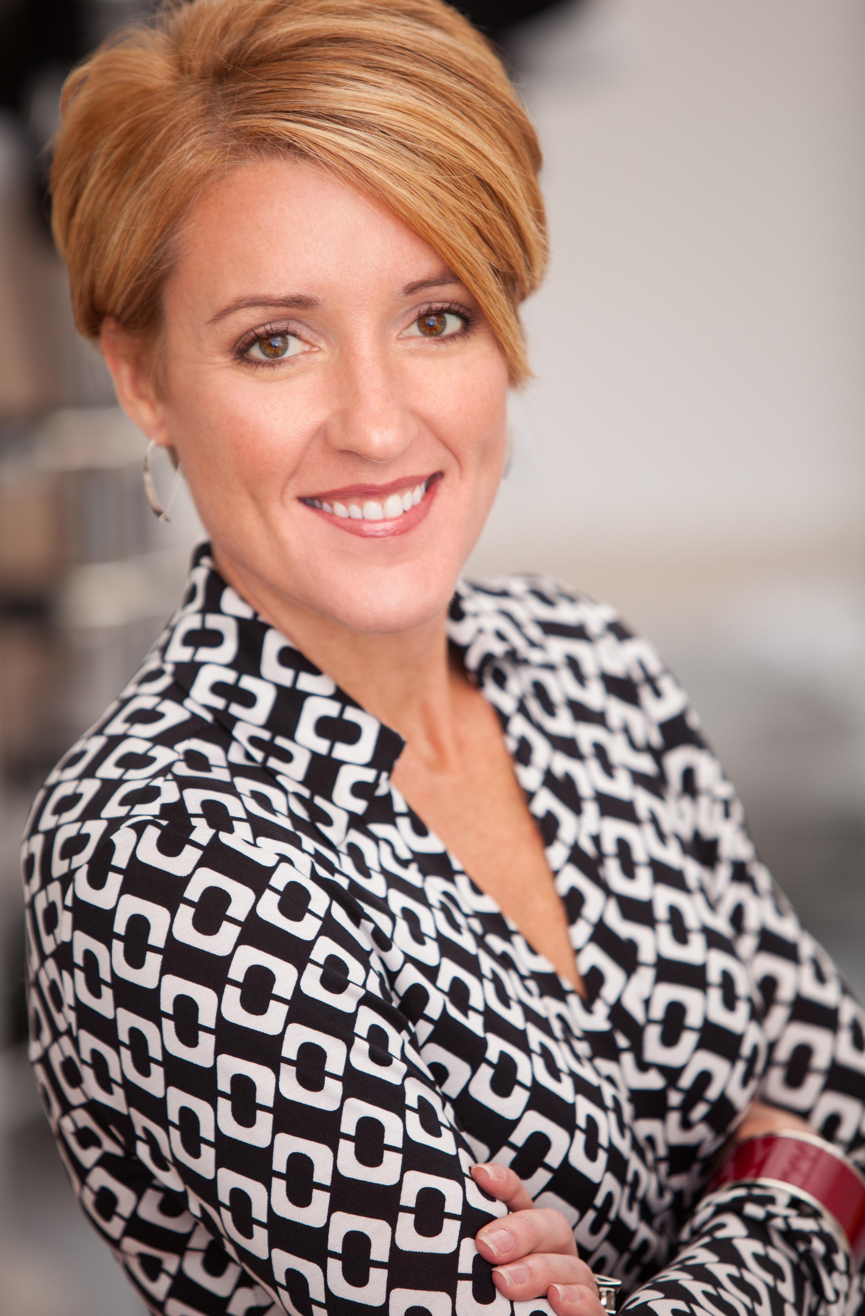 stress management for women expert Jenny Evans