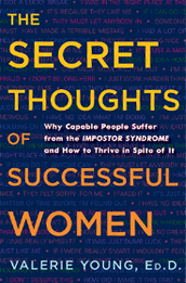 Valerie Young Imposter Syndrome: thoughts of Successful businesswomen
